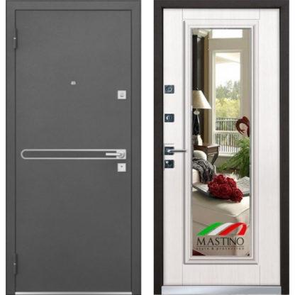 Стальная дверь Mastino Parko/Cielo Шамбори светлый