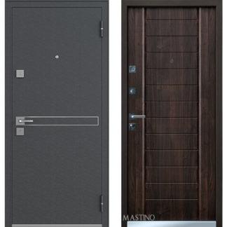 Стальная дверь Mastino Strada/Terra Дуб мореный