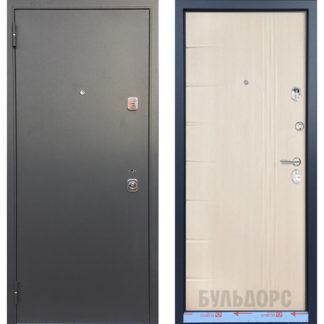 Входная металлическая дверь Бульдорс-44 Конструктор Ларче Бьянко