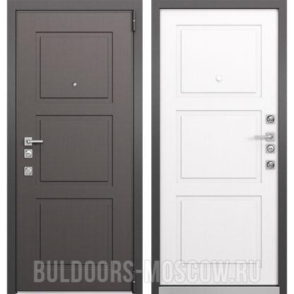 Железная входная дверь Mastino Forte Конструктор MS-104 Синхропоры модерн/MS-104 Синхропоры милк